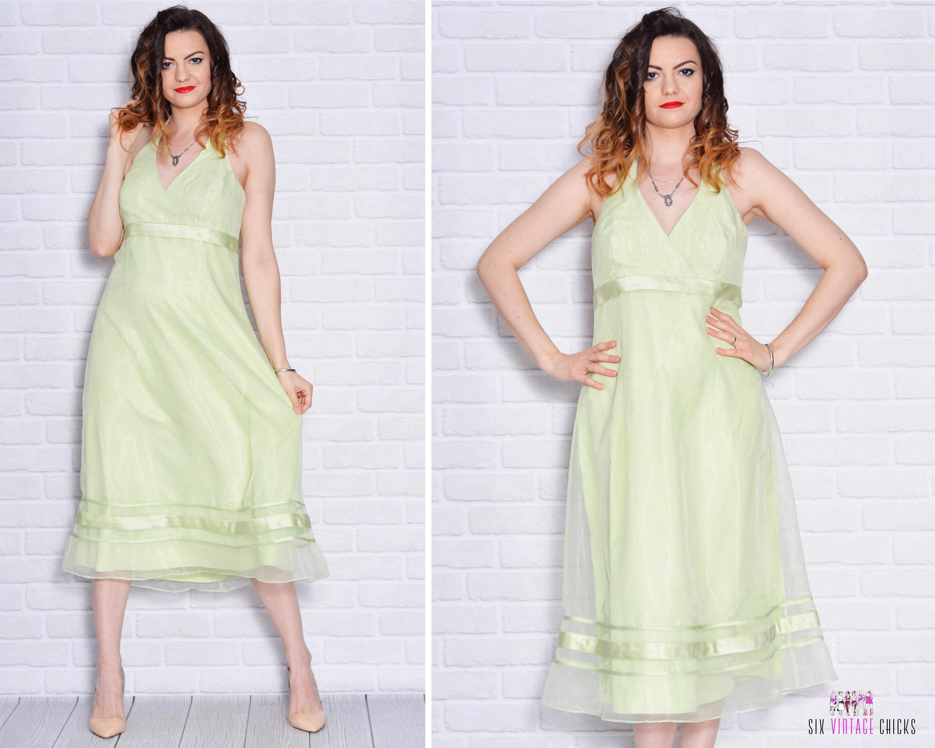 Bridesmaid Dress Wedding Guest Willow Green Prom Dresses Thule Etsy