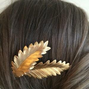 Silver Thistle Bobby Pin Scottish Thistle Hair Pin Leaf Hair Pin Leaf Bobby Pin Scottish Wedding Scottish Bridal Hair soldered not glued!