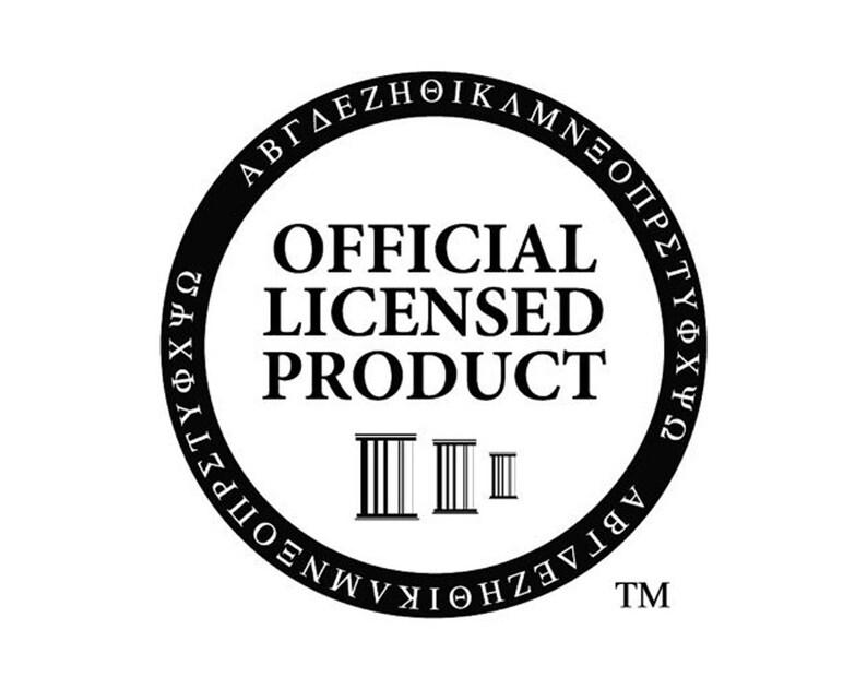 ASA Alpha Sigma Alpha Foil Tote Sorority Tote Greek Licensed