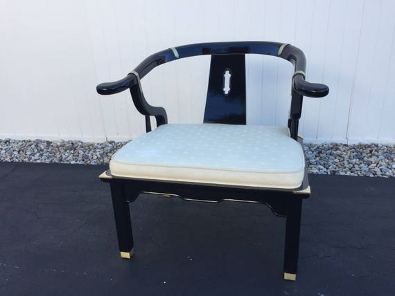 Vintage James Mont Ming Chair By Century Furniture | Etsy
