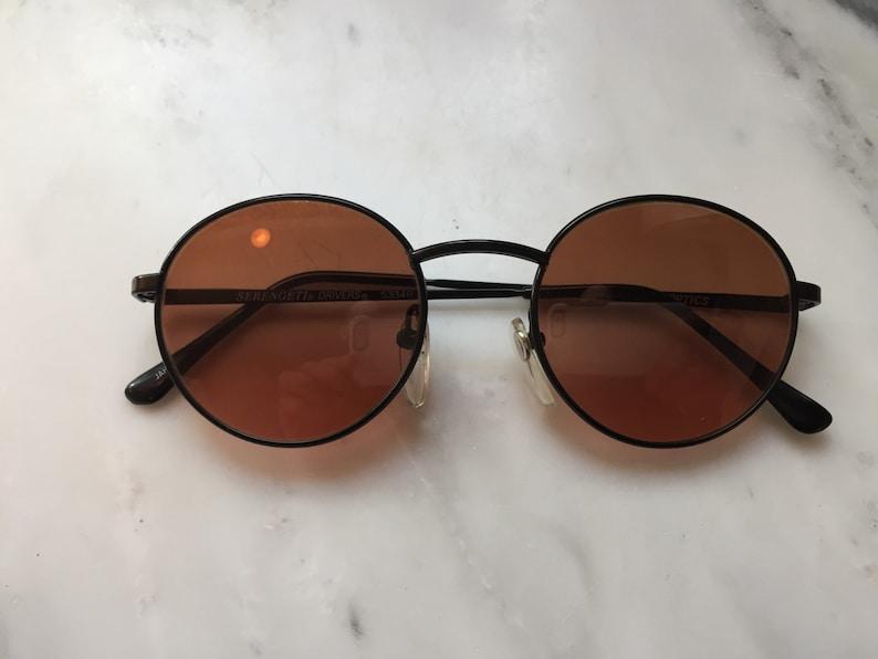 bd1fde156f1b Vintage Serengeti Drivers 5334R sunglasses Corning Optics | Etsy