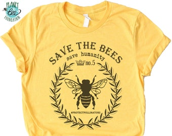 d2744297c8a Save the bees shirt