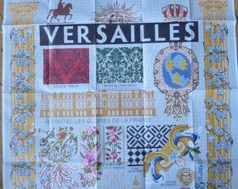 Sajou Large Marie Antoinette Versailles Museum /& Heritage Chart