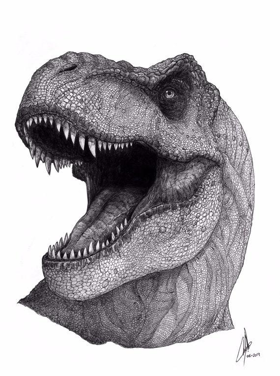 Dinosaur Bracelet  Dino  T-Rex  Jurrasic Park  Clever Girl  Gift