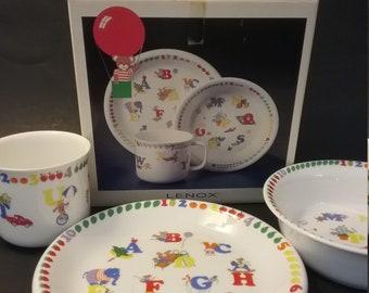 Lenox Teacher's Pet 3 Piece Nursery Set