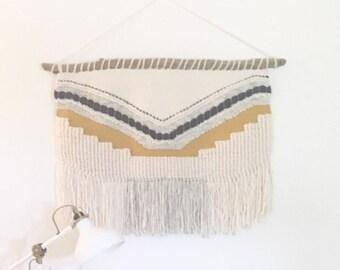 Weaving / Wall Hanging / Wall art / interior design / Home Decor