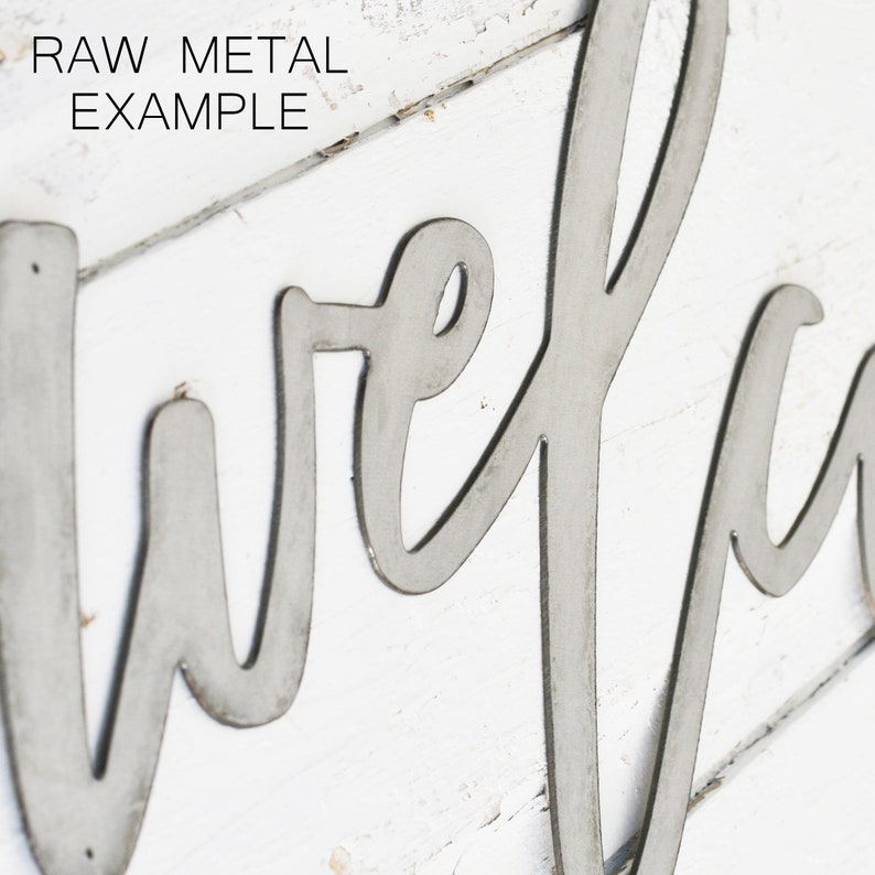 anniversary gift Never go to sleep angry metal sign Metal Sign Simply Inspired Metal Decor Metal Wall Art bedroom