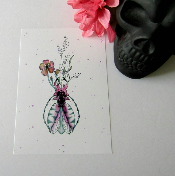 Fantasy Art Insect Person