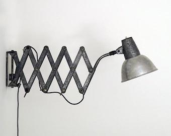 Lampe Accordéon Etsy