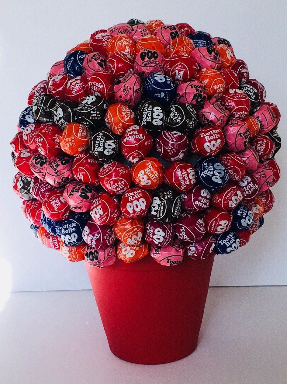 Tootsie Pop Bouquet - JUMBO
