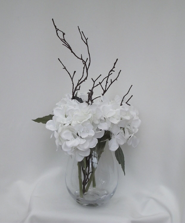 Dried Artificial Flowers Artificial White Snowdrop Flower Arrangement Glass Bowl Centrepiece Plant Home Furniture Diy Tohoku Morinagamilk Co Jp