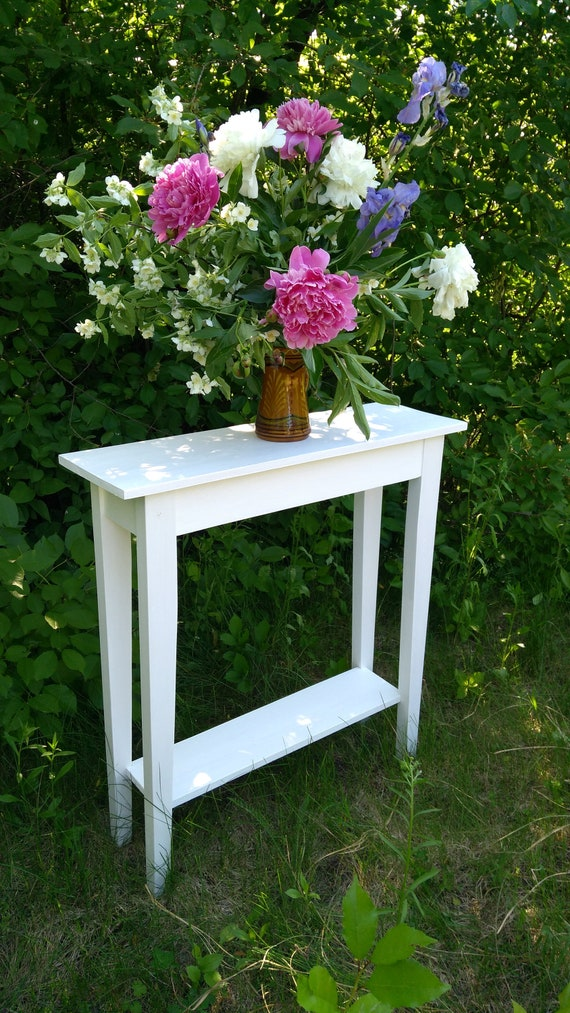 Prime Small Console Table Sofa Table Hallway Table Entryway Table White Console Table Foyer Table Slim Console Table Thin Console Acacia Flower Alphanode Cool Chair Designs And Ideas Alphanodeonline
