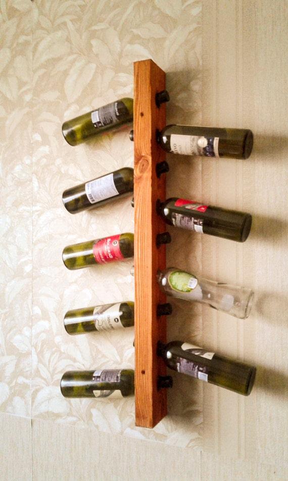 Rangement bouteille de vincasier bouteille boiscasier vin | Etsy