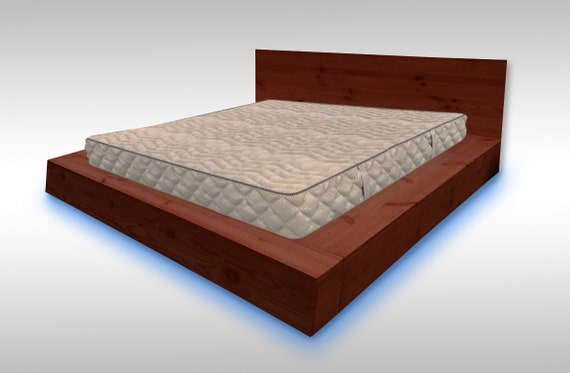 Handmade Bedroom Furniture-Bed Frame-King Size Bed-Wooden Bed-Full Size Bed  -Wooden Bed Frames-Platform Bed-Twin Bed \