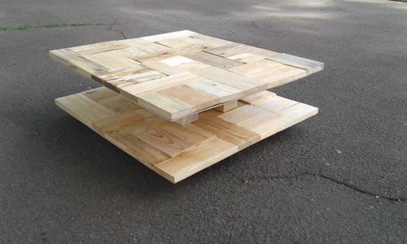 Couchtisch Quadratischmöbel Landhausstil Landhausmöbel Etsy