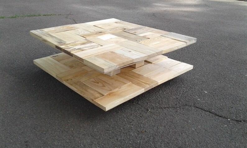44a364c0b Mesas de centro rusticasmuebles de madera recicladamesa