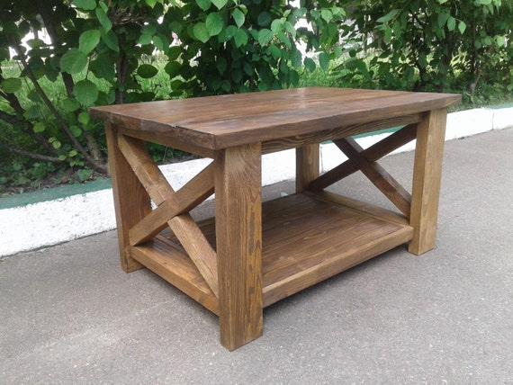 Farmhouse Coffee Table Pine Coffee Table Diy Pallet Furniture Rustic Coffee Table Handmade Furniture Reclaimed Wood Table Augustine