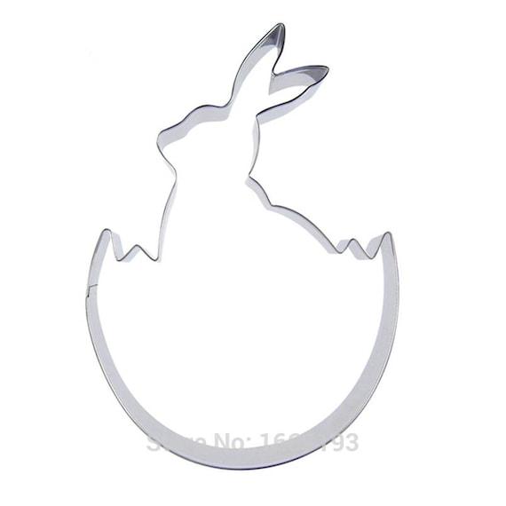 Ein Kaninchen Wurde Geboren Aus Der Eierschale Handwerk Etsy