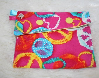 pouch for menstrual: pads / tampons