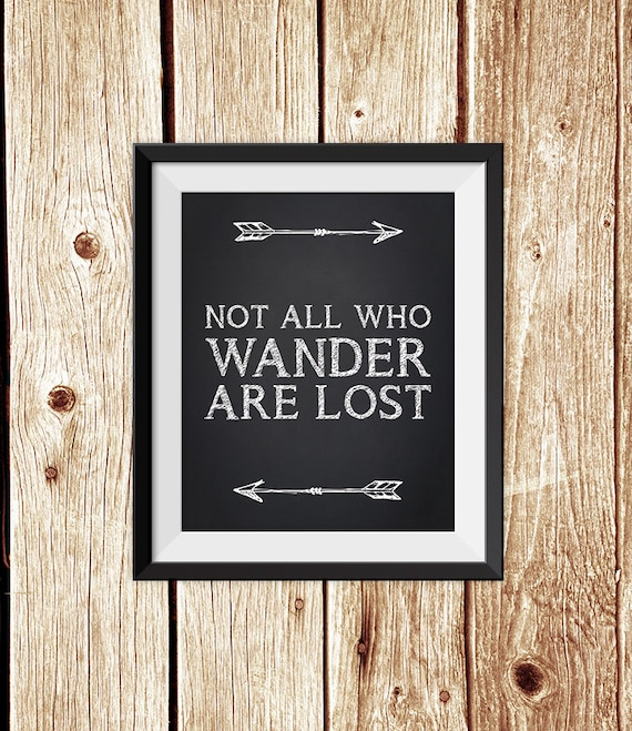 not all who wander are lost - 570×659