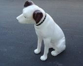 vintage RCA Victor nipper dog statue Huge size 36 quot