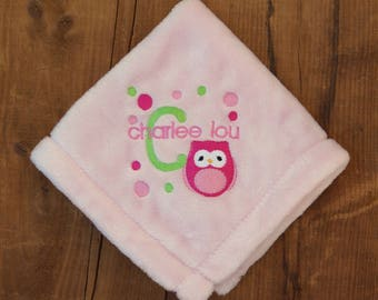 0db1563b38 Personalized Baby Blanket