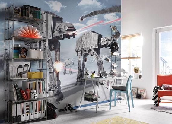 Star Wars Wall Mural AT Walkers Wallpaper Imperial Walker