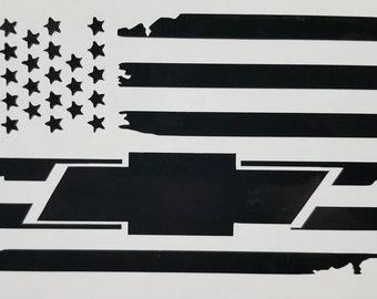 Chevy flag   Etsy