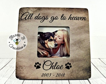 All Dog Go To Heaven Etsy