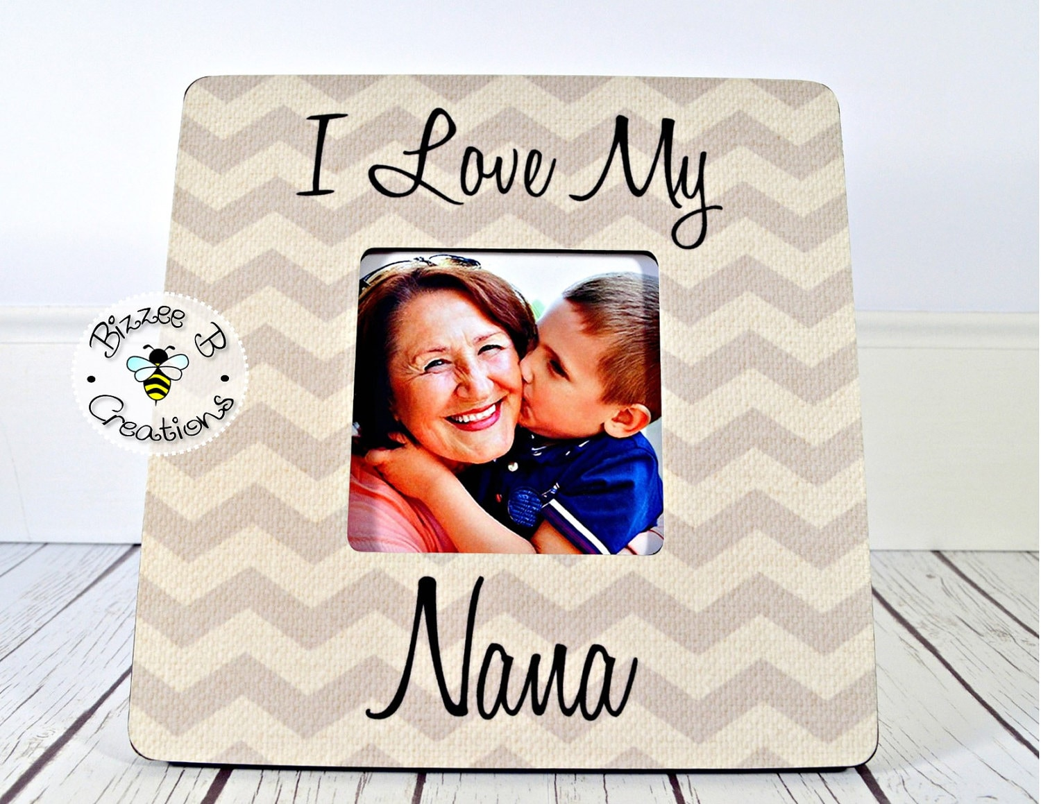 ON SALE Mother\'s Day Picture Frame Gift for Mom I Love My   Etsy