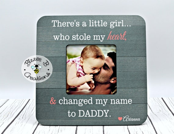 Daddys Little Girl Embroidered Baby Vest Gift Personalised Daughter Dad Father