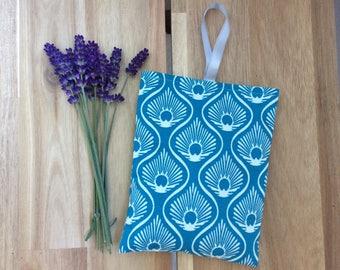 100% Cotton French Lavender Bag - Handmade French Lavender Sachet
