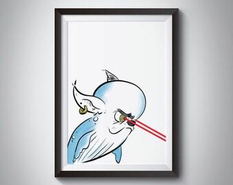 Whale Pug