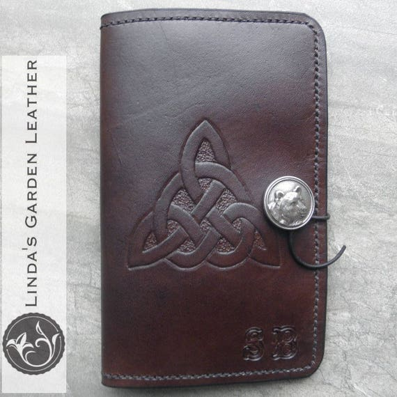 Handmade Leather 2013 3rd Generation Kindle Fire HD 7