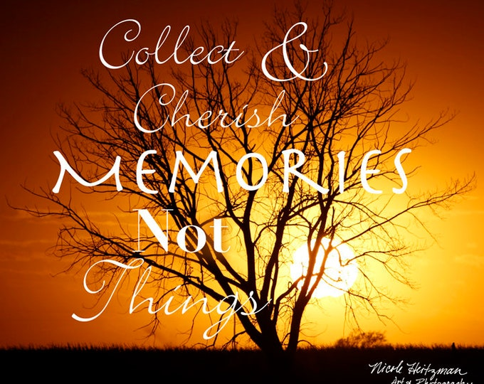 Cottonwood Tree Photo Tree Sunset Photography Tree Decor Mother's Day Gift for her Photography by Nicole Heitzman
