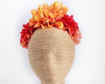 moana flower crown haku lei moana headband rts cosplay etsy