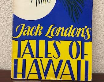 Tales of Hawaii by Jack London