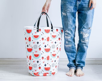 Basket, Storage Basket, Laundry Basket, Hamper, Laundry Hamper, Toy Storage, Laundry Bag,Storage Bin, Fabric Basket, Laundry Bin, Toy Basket