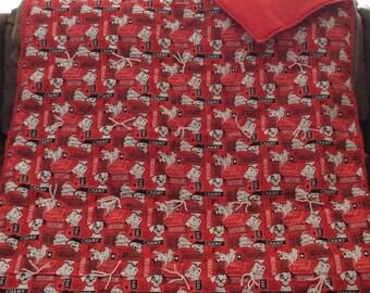 101 Dalmatians blanket