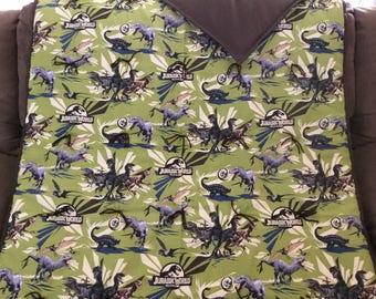 Jurassic World Blanket