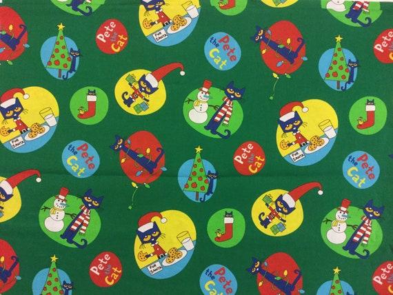 Pete The Cat Christmas.Pete The Cat Christmas Blankets