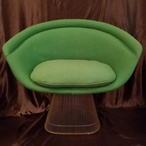 Tremendous 1972 Warren Platner Lounge Chair Andrewgaddart Wooden Chair Designs For Living Room Andrewgaddartcom