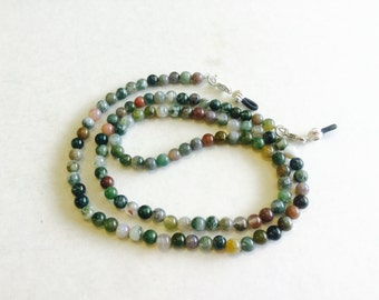 cbcfa4ca7286 Fancy Jasper Eyeglass Chain-Sunglass Chain-Eyeglass Holder-Chainfor Glasses-  Necklace