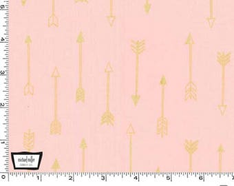 Arrow Flight - Arrows Fabric - Blush - Priced by the 1/2 Yard **CUT CONTINUOUS**