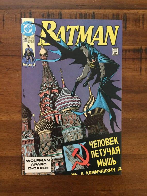 BATMAN # 446 nm