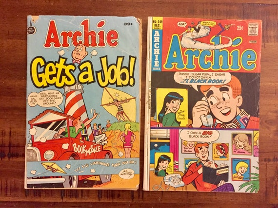 Archie And Friends Travel #1 NM Stock Image