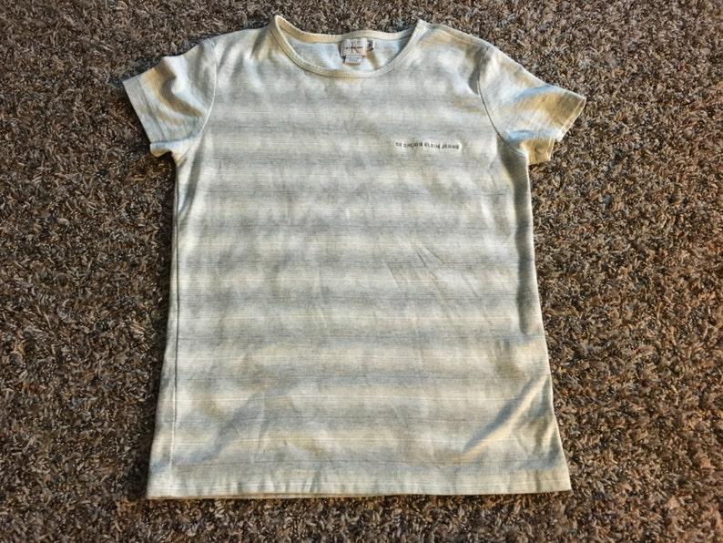 09879baf 90s Calvin Klein Jeans vintage striped t-shirt rare old school | Etsy
