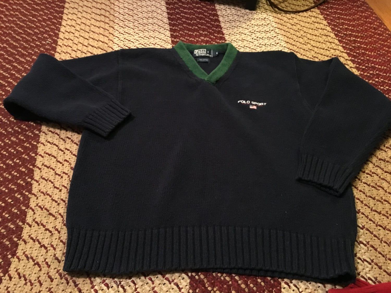 90 90 90 s Polo par Ralph Lauren vintage chemise pull Polo Sport streetwear lo ours snowbeach veste chaps 80 s hip-hop stussy tommy jeans guess 9e65d9