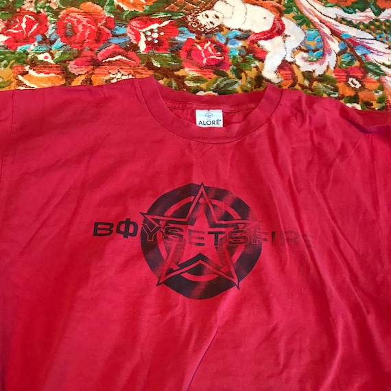 90s Boysetsfire vintage t-shirt rare day the sun w