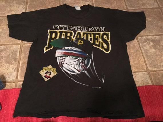 1994 Pittsburgh Pirates vintage t-shirt rare world series mlb  5c0bdd11d
